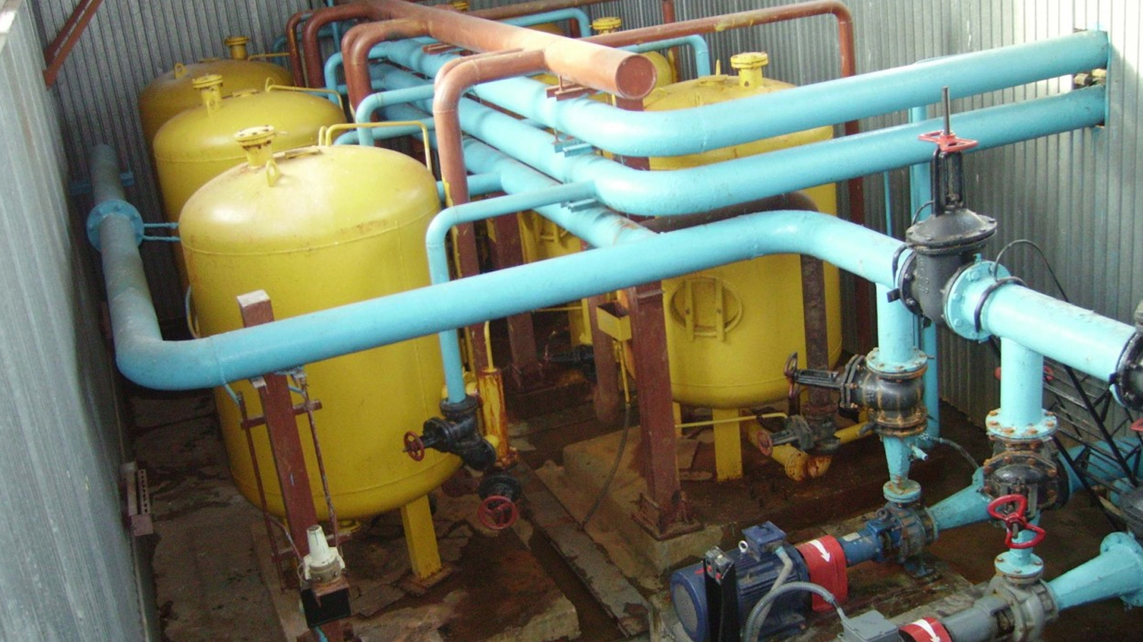 Назрела необходимость реконструкции водозаборного узла Солнечногорска
