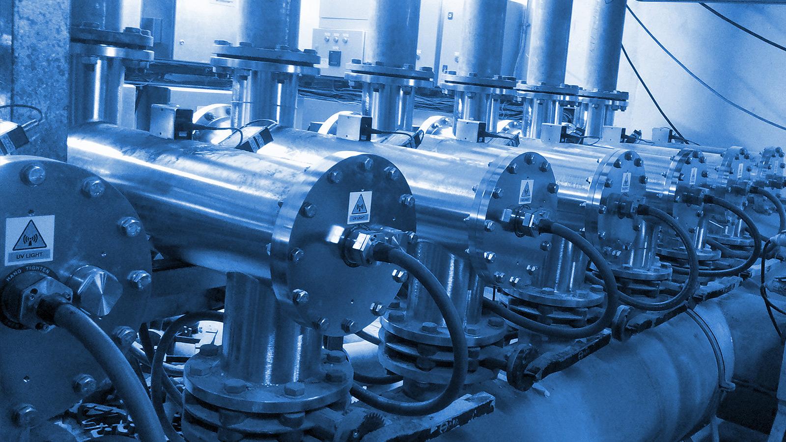 Новые методы обеззараживания воды в Нижнем Новгороде