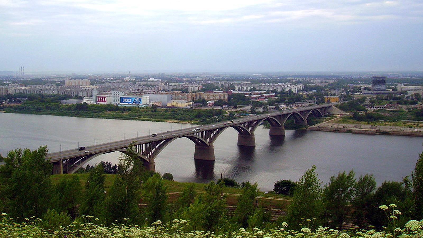 В Нижнем Новгороде реконструирована главная канализационная насосная станция