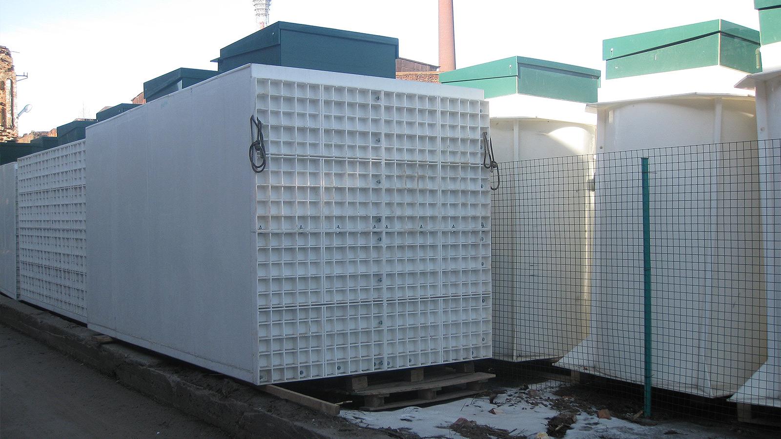 Новое поколение септиков для автономной канализации