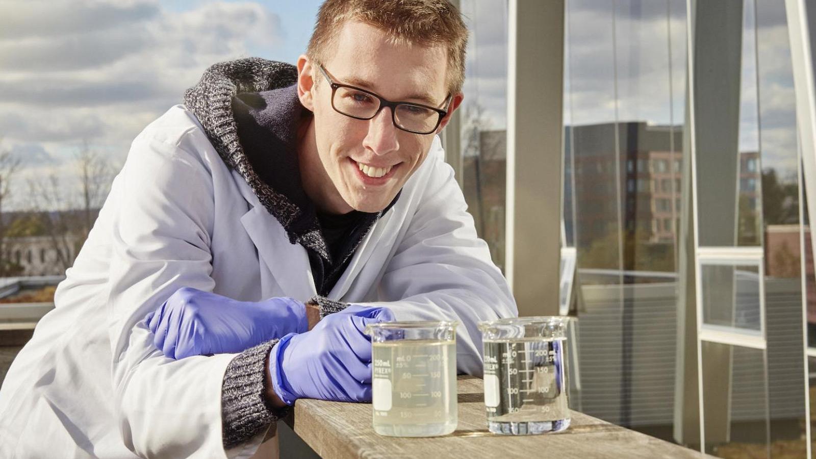Разработан новый способ очистки воды от тяжелых металлов