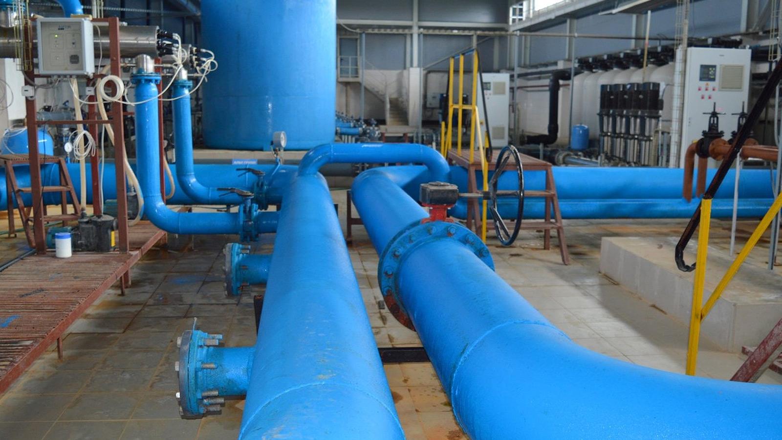 В Одинцовском районе Подмосковья реконструирован водозаборный узел