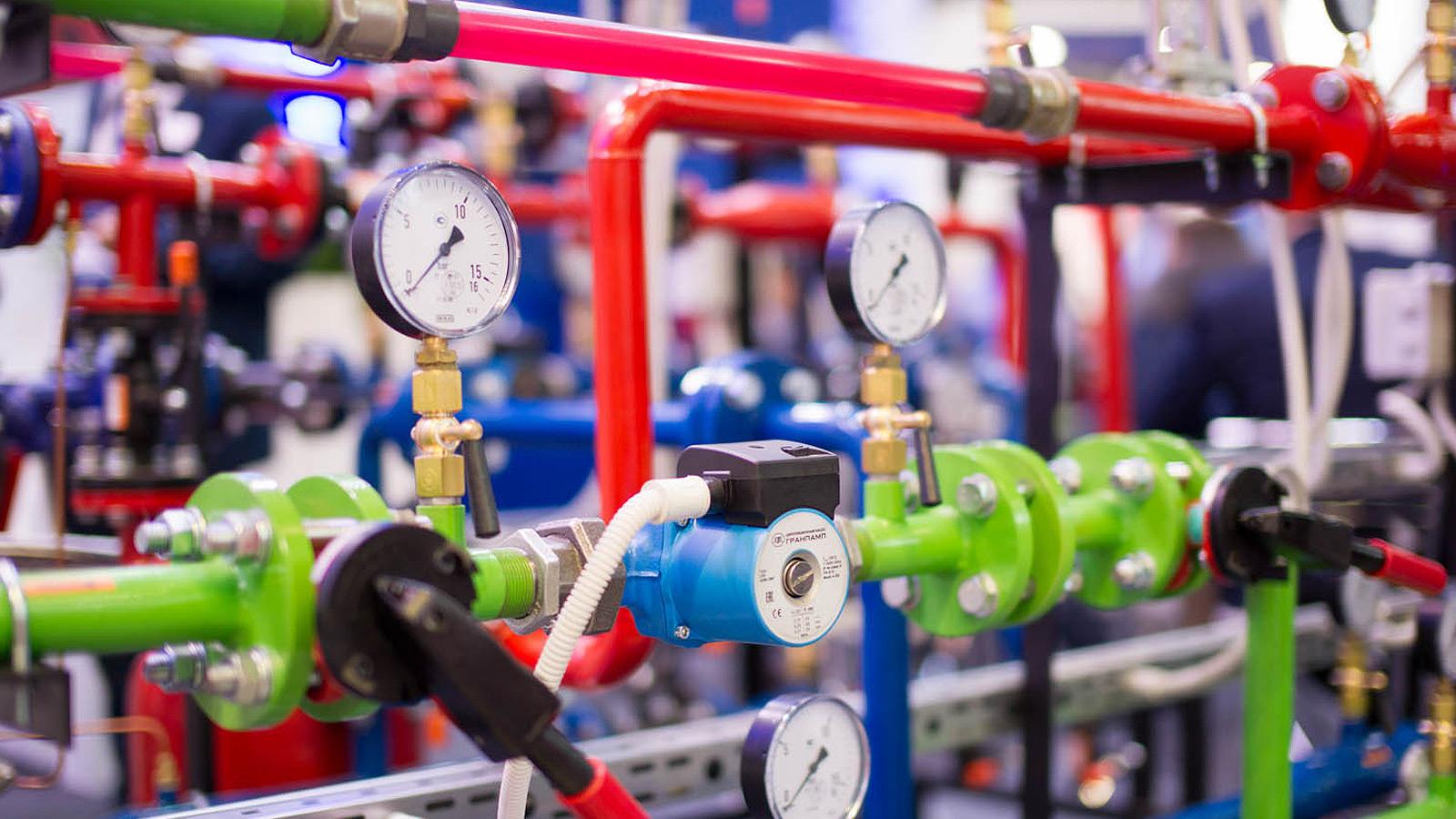 Выставка «Aqua-Therm» в Москве