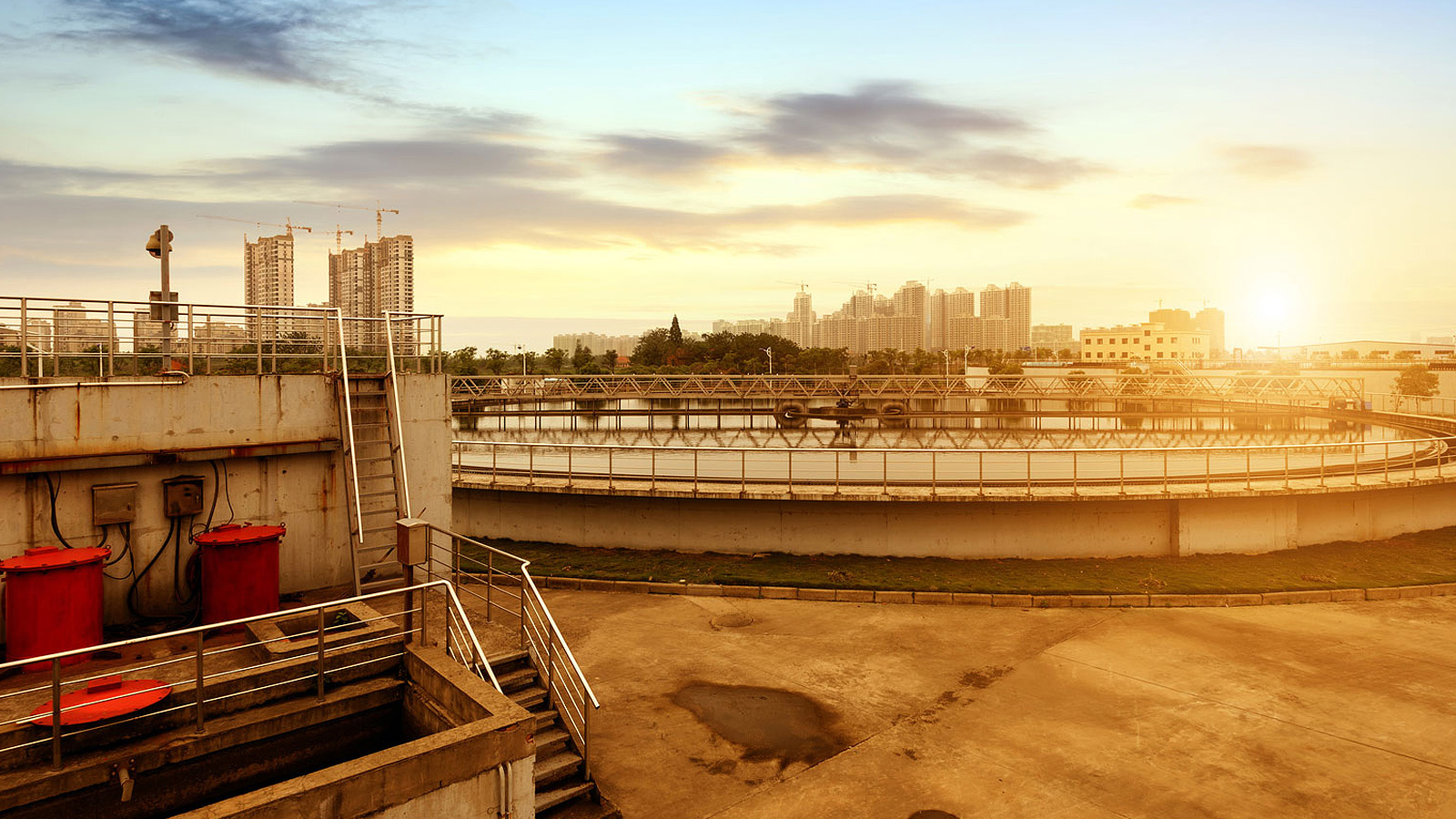Башкирия направит крупную сумму на строительство очистных сооружений