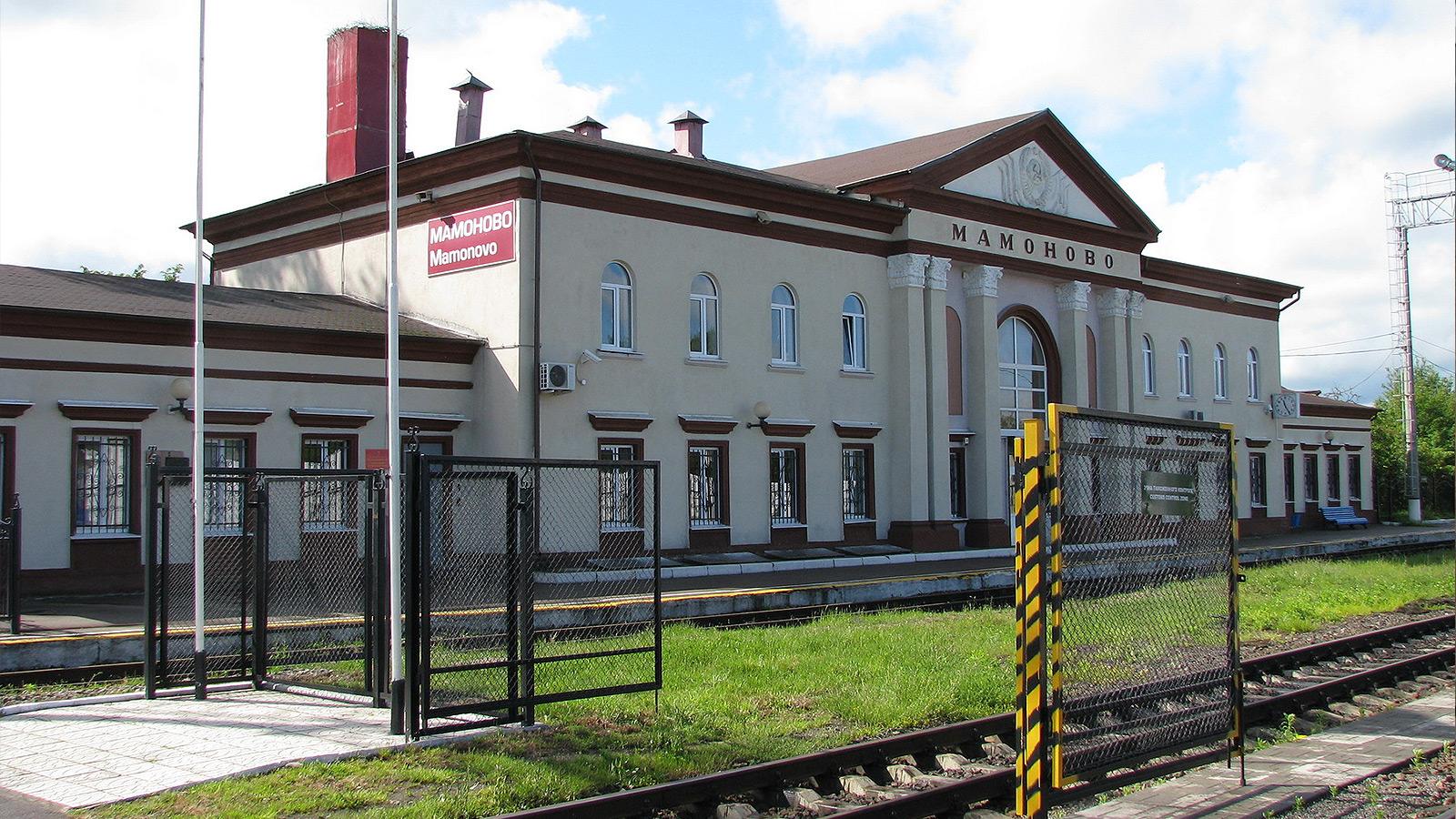 В Мамоново Калининградской области возведены новые очистные сооружения