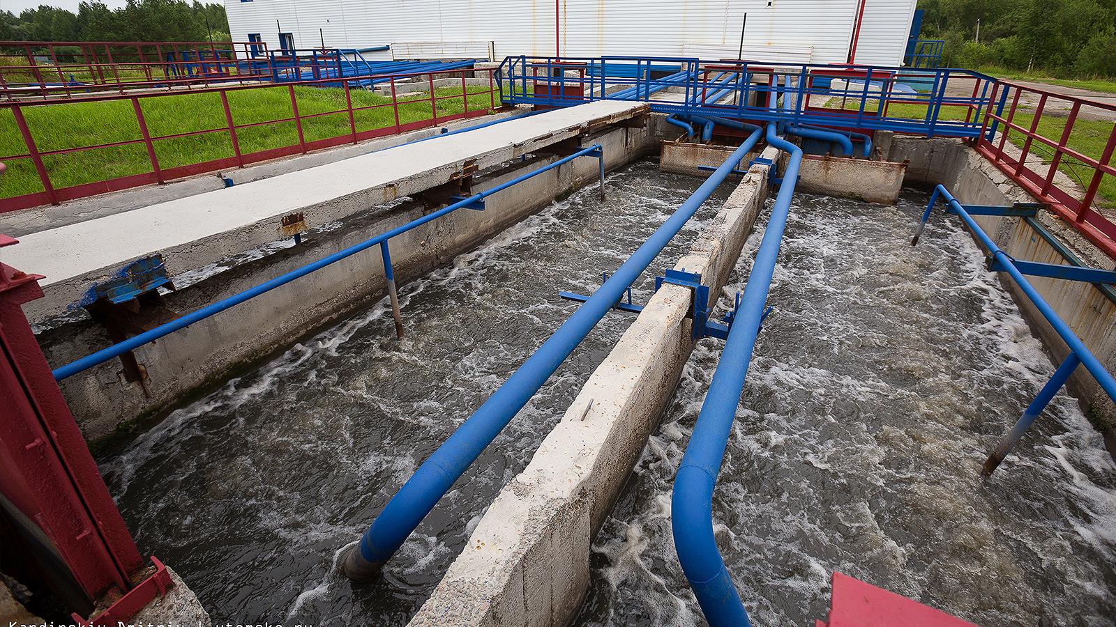 В Лоскутово будут запущены лучшие в Томской области очистные сооружения