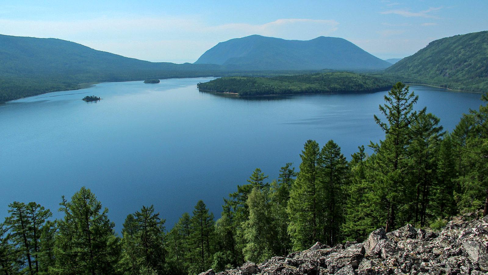 Разработка проекта границ охранной зоны Байкала