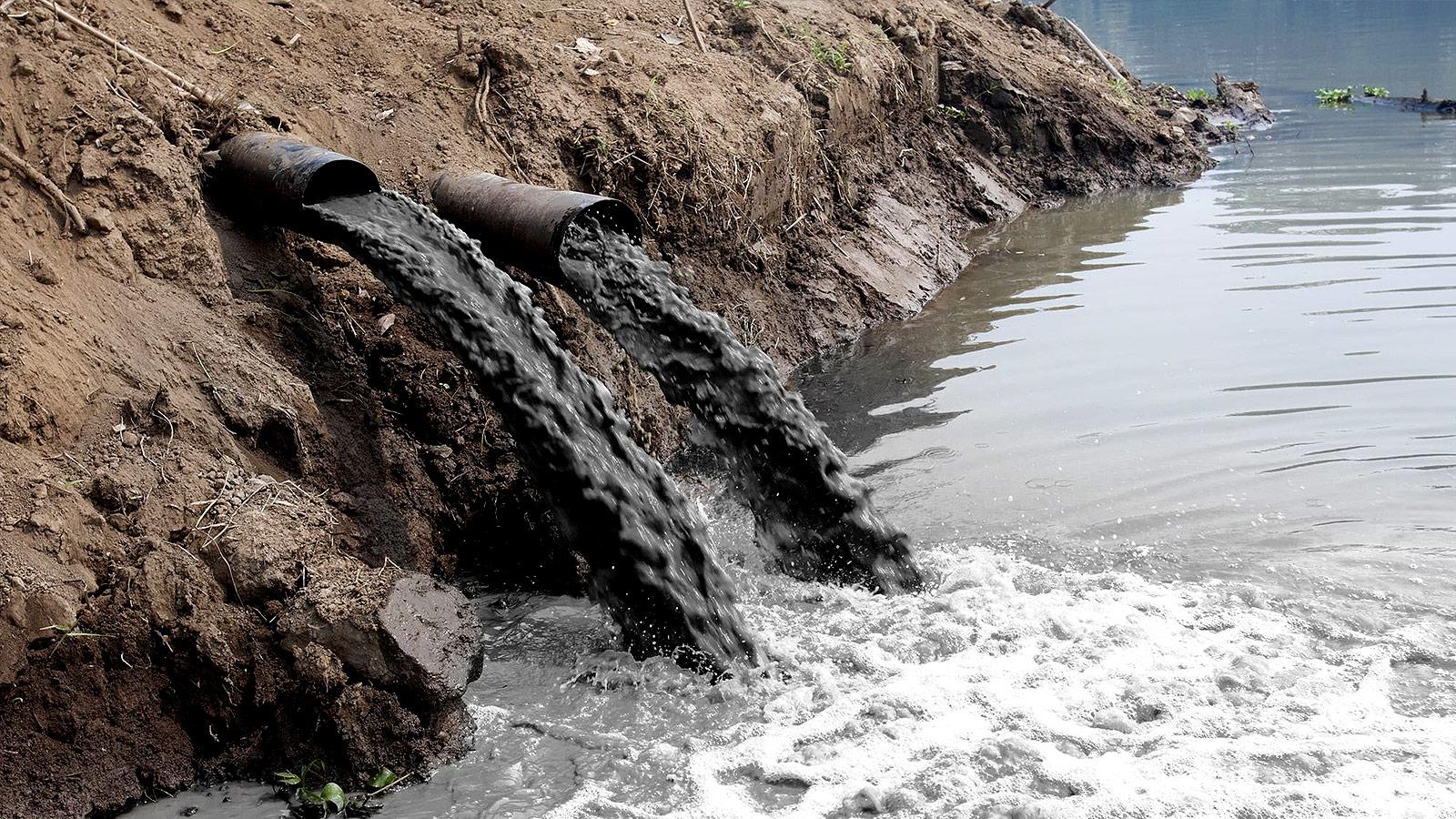 Проверка Минэконадзора в Наро-Фоминском округе обнаружила незаконный сброс сточных вод