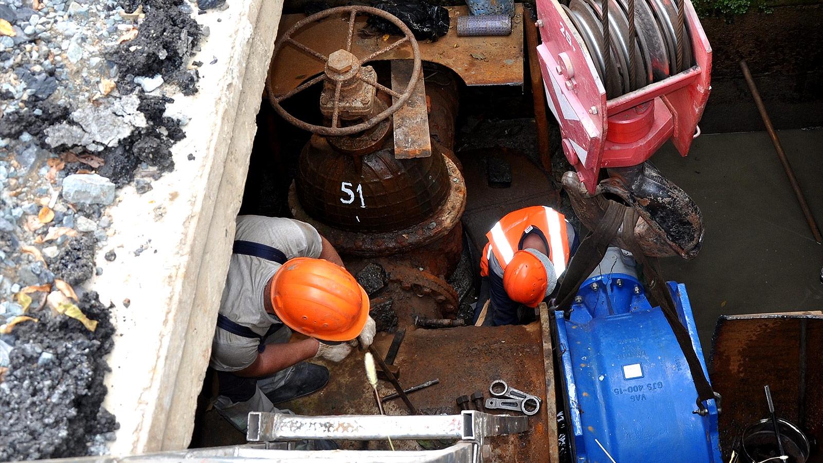 В Приморье проводят ремонт систем водоснабжения