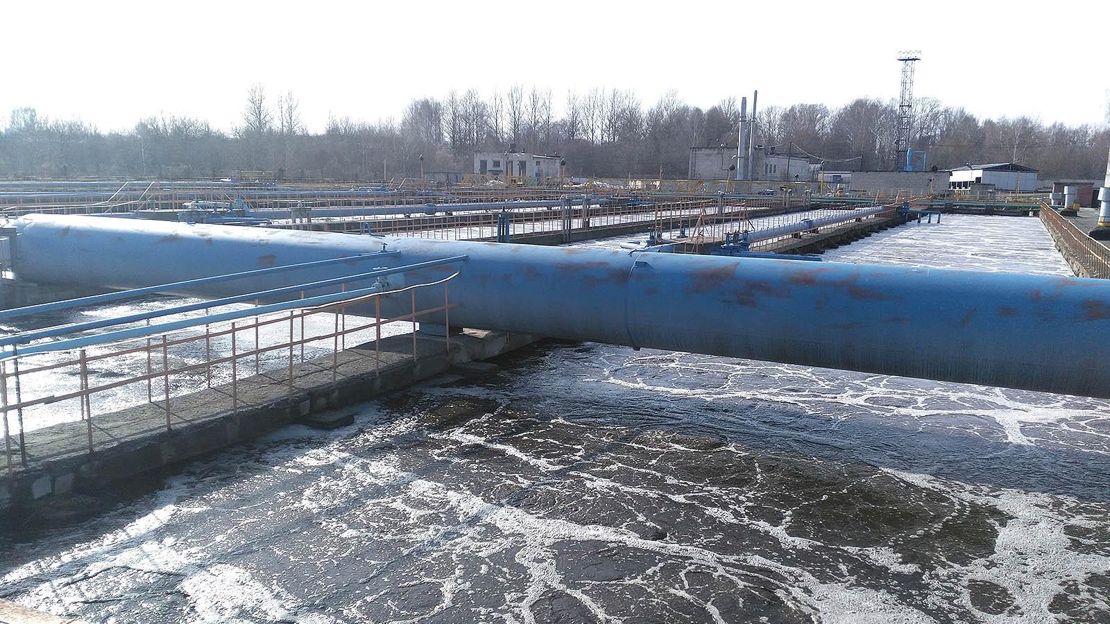 Обновление очистных канализационных установок в Ярославской области в рамках нацпроекта
