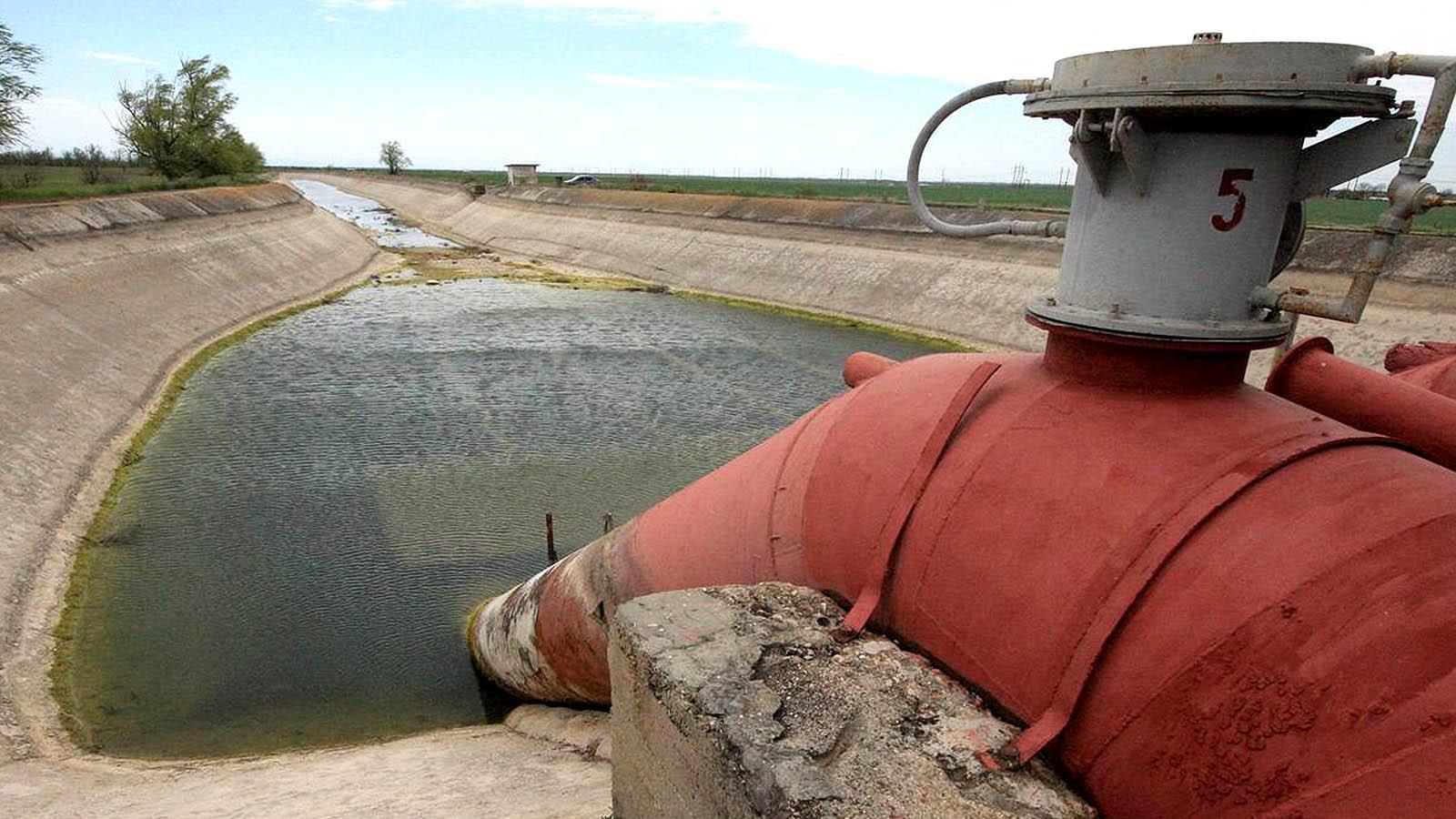 Быстрых решений по водоснабжению на полуострове не будет