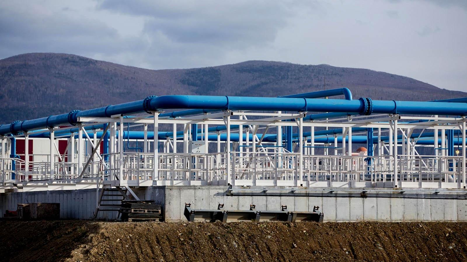 Масштабные работы по реконструкции очистных сооружений канализации в Южно-Сахалинске продолжаются